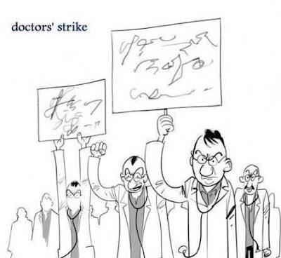 doctors strike