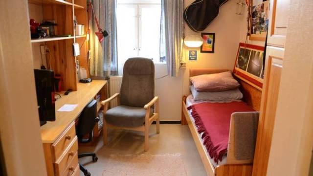 prison sweden