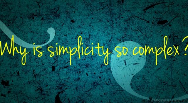 simpliicty
